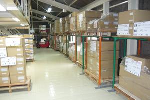 本社前倉庫1F