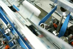 UV印刷の一貫製造体制